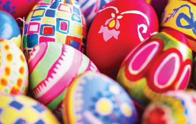 easter x