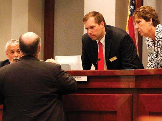 Candidates for coroner meet - Forsyth News