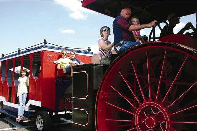 Steam Engine Rollin 3 es
