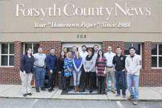 Forsyth County News : Who We Are