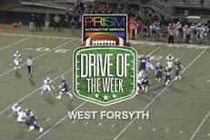 Prism Automotive Drive of the Week 10: West Forsyth