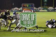 Prism Automotive Drive of the Week 12: Pinecrest Academy