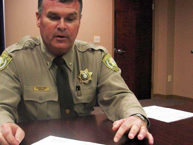 Restructuring comes to sheriff's office - Forsyth News
