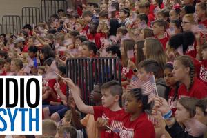 Studio Forsyth:  Liberty Middle School holds 9/11 ceremony