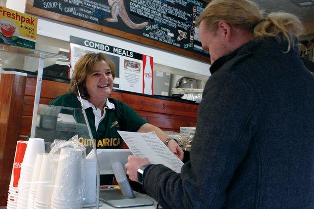 FCN Debbie van Der Want Queen's Colony Cafe 6 121218