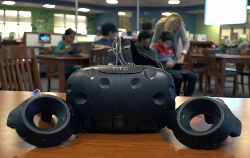 FCN Whitlow Elementary School Virtual Reality 1 122118