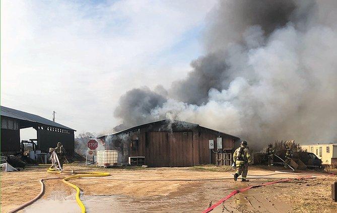 FCN Westbrook Road Fire 122818