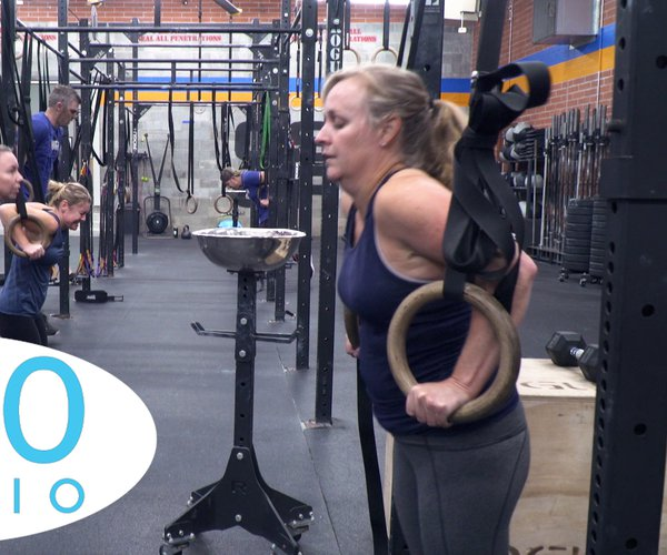 400 Studio: Fitness Tips for 2019 Day 1: Crossfit