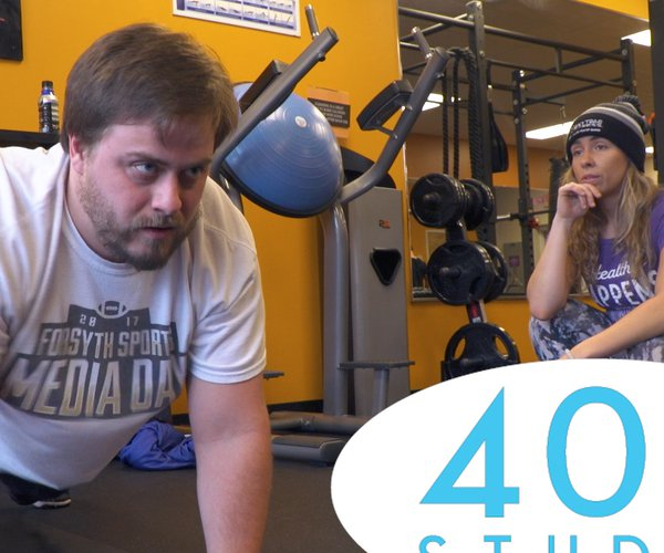 400 Studio: Fitness Tips for 2019 Day 2: Personal Training