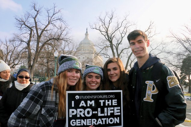 Pinecrest Academy March For Life 1 web