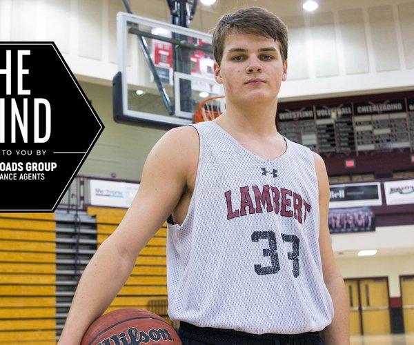 The GRIND: Mitch Ganote, Lambert High School Basketball