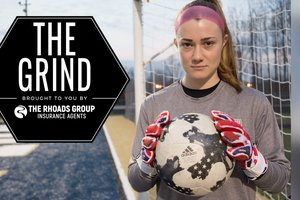 The GRIND: AJ Needham, West Forsyth High School Soccer