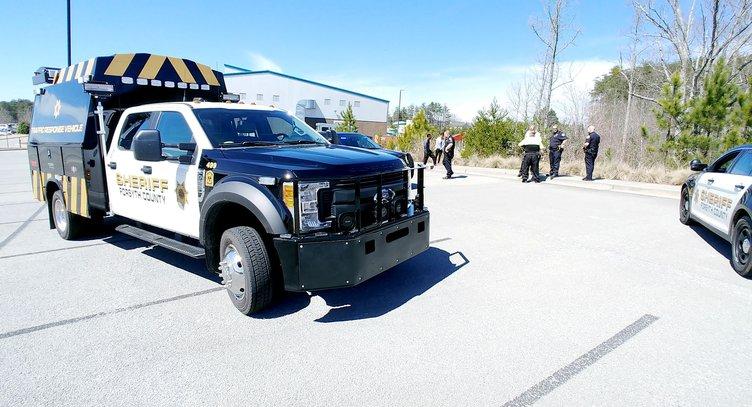 Traffic Response Vehicle