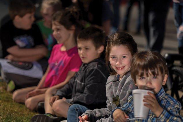 Family Fun Day Fundraiser Drue Green 1 032719