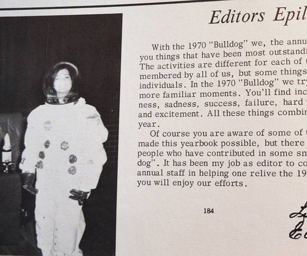 Space yearbook 1